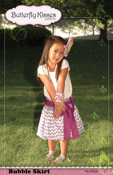 Bubble Skirt Pattern Cover