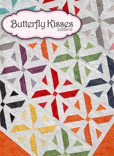Butterfly Kisses Pattern Cover