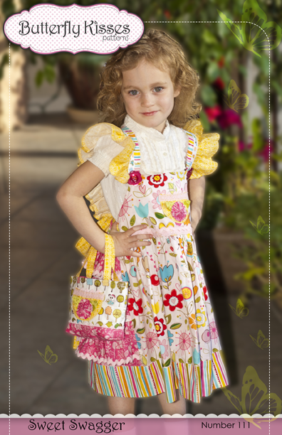 Sweet Swagger Dress Pattern Cover