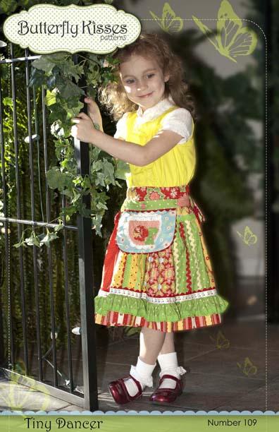 Tiny Dancer Skirt Pattern Cover