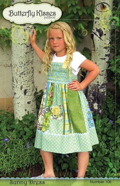 Sunny Dress Pattern Cover