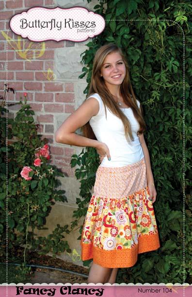 Fancy Clancy Skirt Pattern