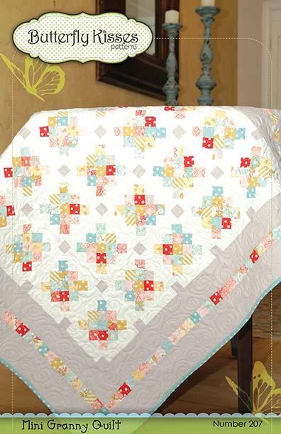Mini Granny Quilt Pattern