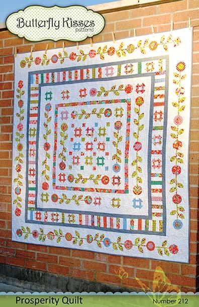 Prosperity Quilt Pattern