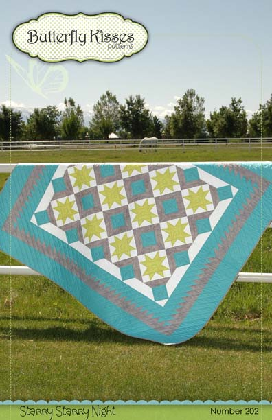 Starry Starry Night Quilt Pattern