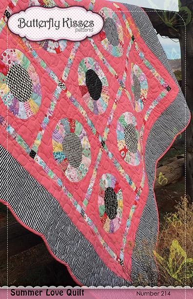 Summer Love Quilt Pattern