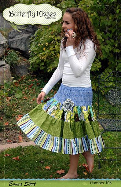 Emma Skirt Pattern