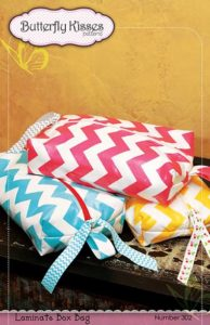 Laminate Box Bag Pattern
