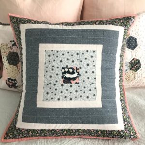Heart of the Home Pillow Cover